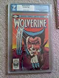 Wolverine #1 VFN / NM PGX 9.0 Marvel