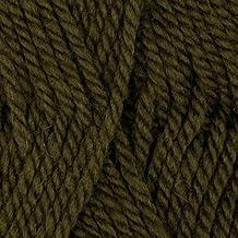 Patons Classic Wool Yarn (00205) Deep Olive