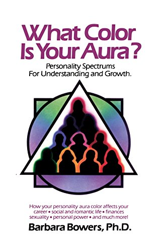 What Color Is Your Aura?: Personality Spectrums for Understanding and Growth