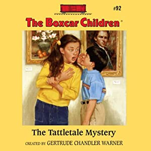 The Tattletale Mystery Audiobook