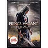 Prince Vaillant - Prince Valiant (English/French) 1954 (Widescreen) Cover Bilingue