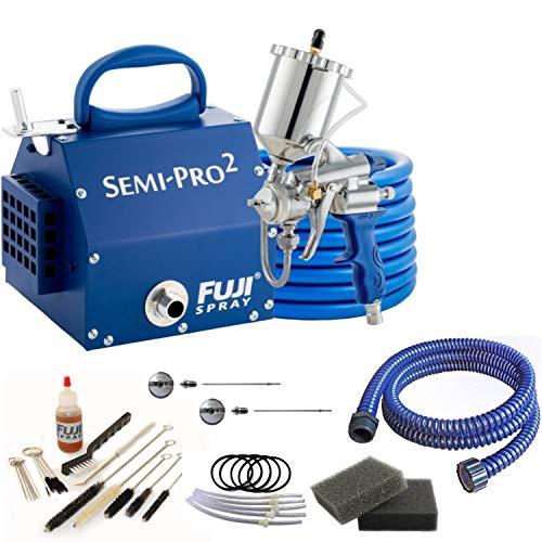 Fuji Spray Semi-PRO 2 Gravity HVLP Spray System + Pro Accessory Kit