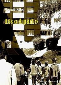 Les 'A part' par Benoît Fillet