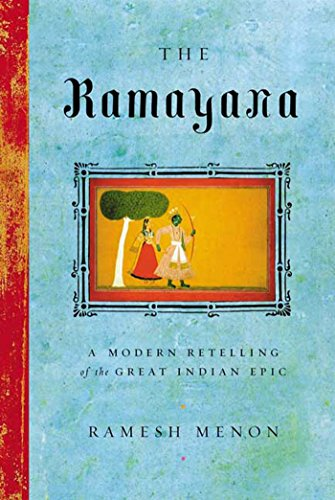 The Ramayana: A Modern Retelling of the Great Indian Epic by North Point Press