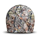 ADCO 3650 Camouflage #XL Game Creek Oaks Tyre Gard Wheel Cover, (Set of 2) (Fits 36''-39'')