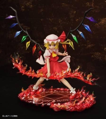 悪魔の妹 フランドール・スカーレット-紅剣ver.-「東方Project」1/7PVC製塗装済み完成品の商品画像