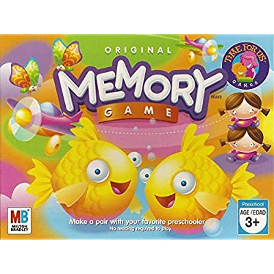 The Original Memory Game-Hasbro: Toys & Games
