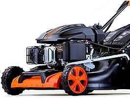 Fuxtec FX-RM2060es - Cortacésped de gasolina, arranque eléctrico ...