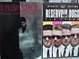 Scarface , Reservoir Dogs : Crime Action 2 Pack Collection