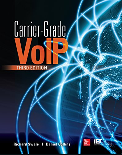 Carrier Grade Voice Over IP, Third -