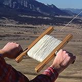 Windbreaker Wooden Kite Reel