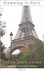 Slumming in Paris Part 4, With the Children - Groceries & Gare l'Est