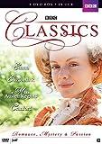 BBC Classics Collection 4 vol.9 - 4 TV mini-series: Emma/ Elizabeth R. / Miss Austen Regrets / Cranford [import]