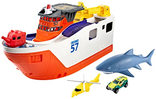 matchbox-mission-marine-rescue-shark-ship-discontinued-by-manufacturer