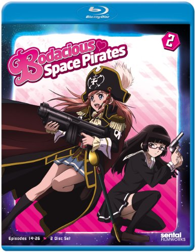 Bodacious Space Pirates: Collection 2 (Episodes 14-26 Bundle)