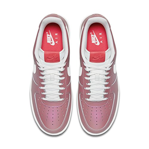 ZAPATILLAS NIKE AIR FORCE 1 07 LV8 CORAL HOMBRE Rosa
