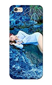 8aedc6a1335 New Premium Flip Rock Girl Water Asian Mood Redhead Sexy Skin For Case Iphone 5/5S Cover As Christmas's Gift