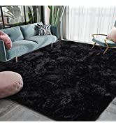 Homore Luxury Fluffy Area Rug Modern Shag Rugs for Bedroom Living Room, Super Soft and Comfy Carp...