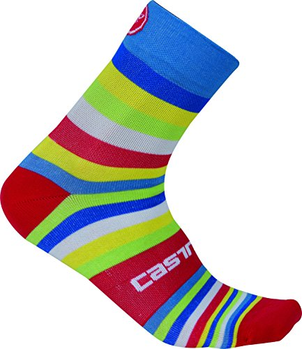 Castelli 2016 Striscia 13 Cycling Sock - R16024