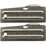 key chain can opener - 2 Pack Survival Kit Can Opener, Military, P-51 Model