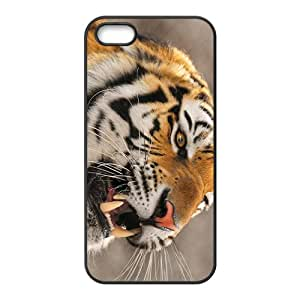 Fierce Tiger Hight Quality Plastic Case for Iphone 5s