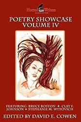 HWA Poetry Showcase Volume IV (Volume 4)