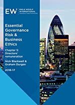 ESSENTIAL GOVERNANCE, RISK & BUSINESS ETHICS - CHAPTER 05: DIRECTORS' REMUNERATION - 2016-17