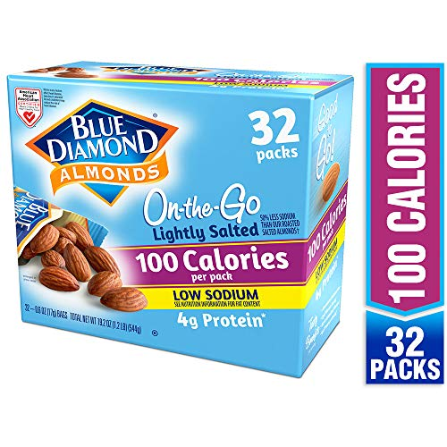 Blue Diamond Almonds Lightly Calorie