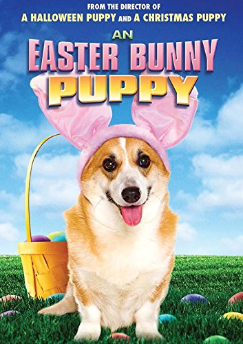 Easter Puppy - An Easter Bunny