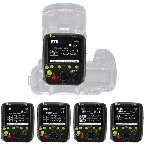 ORLIT ST-RT TTL 2.4GHz Wireless Transmitter for Canon RT Flashes