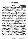 Zemlinsky, Alexander : II. [i.e. Zweites] Quartett
