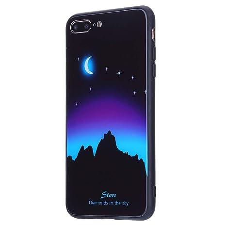 Funda Iphone 7 Plus/8 Plus,Carcasa Iphone 8 Plus.KunyFond 3D ...