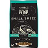 Canidae Pure Petite Raw Coated Puppy Salmon 4Lb