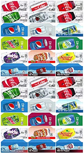 Vending-World - 36x Flavor Strip for 12 oz Cans Soda Pepsi Coke Vending, fits Dixie Narco, Vendo