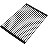 Better Houseware Over the Sink Roll-Up Drying Rack 1434 Black