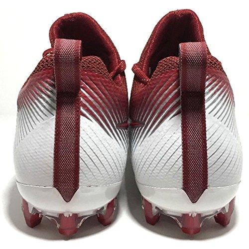 metallic Cleat NIKE Team Crimson White 2 Football Vapor Silver Untouchable Men's 6xxznwqg1B