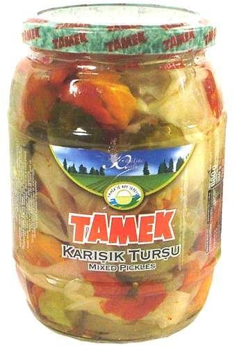Mixed Pickles – 24.3 fl oz. (720ml)