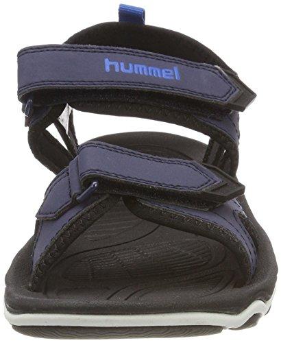 Hummel Kids Sport Sandals, Peacoat, 64-515-7666 (2.5 US) by Hummel (Image #4)
