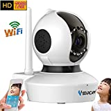 Vstarcam AS7823WIP Infrared Wireless Control IP Surveillance Home Remote Monitoring Household Security Video Recorder Support iPhone/Android Phone/ iPad