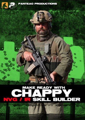 Nvg Light - Panteao Productions: Make Ready with Chappy NVG/IR Skill Builder - PMR036 -  LMS Defense - Night Vision - IR - Low Light - Night Shooting - NVG - EAG Tactical - DVD