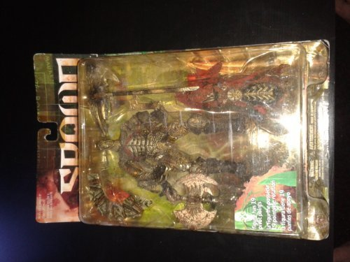 Dark Ages Spawn II: Spawn - The Black Heart Action Figure by McFarlane Toys [並行輸入品] B00OVN1380
