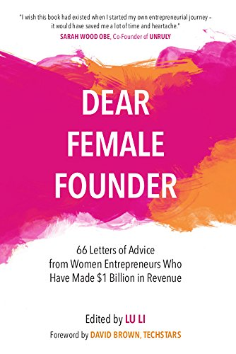 Image result for dear female founder