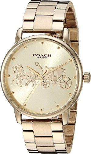 Watch Coach Gold - COACH Women's Grand Gold One Size