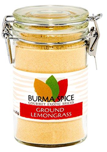 Lemongrass Powder : Pure Dried Ground Spice, No additives :Herbal Tea: Kosher (1.8oz.)