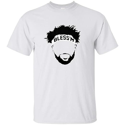 Amazon.com  Custom Cosmos Jarvis Landry Bless m Shirt  Clothing 5eb9596b3
