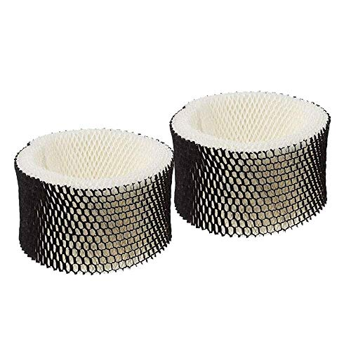 HWF62 & HWF62CS Humidifier Filter A Replacement Parts Compatible Holmes Sunbeam Honeywell Humidifiers Wick Filters,Pack of 2