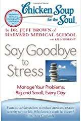 Chicken Soup for the Soul: Say Goodbye to Stress: Manage Your Problems, Big and Small, Every Day Paperback