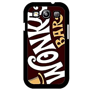 Original Element Hard Plastic Samsung Galaxy S3 I9300 Accessories Willy Wonka mobile cover case with Film Design