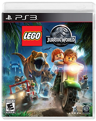 LEGO Jurassic World - PlayStation 3 (Games Sonic Vita Ps)