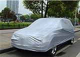 Muitech Fundas y Cubiertas Impermeables para camionetas SUV Autos grandesLona Funda protectora Resistente a la lluvia, al sol y al polvo (YM)